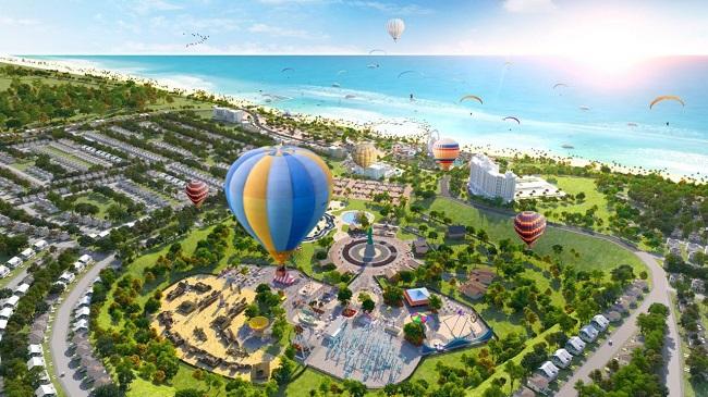 'Thủ đô resort' làm mới mình để hút nhà đầu tư
