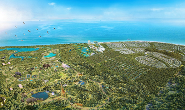 Ban thường vụ tỉnh ủy Bà Rịa Vũng Tàu ủng hộ phương án Safari Hồ Tràm
