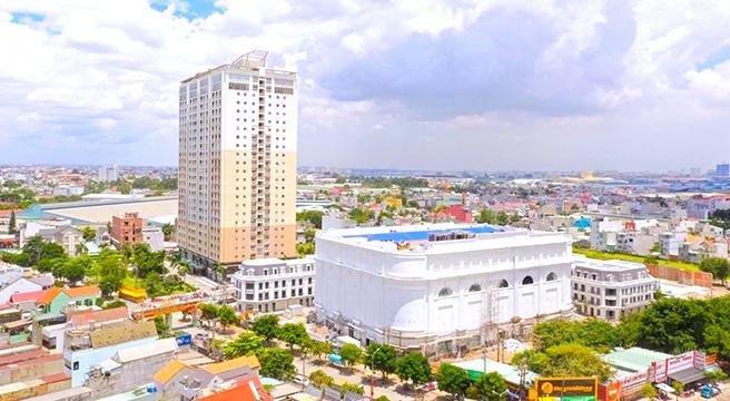 Bình Dương có thêm thành phố Thuận An và Dĩ An