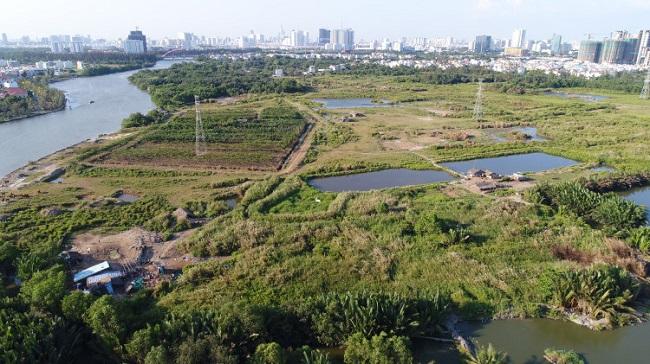 Nguyên lãnh đạo công ty Tân Thuận bị bắt vì bán rẻ 32ha đất