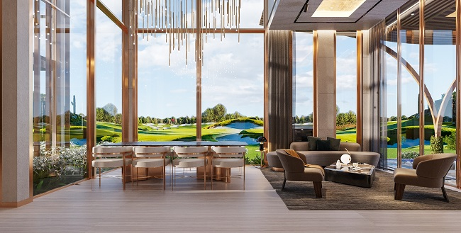 Khám phá dòng biệt thự hạng sang PGA Golf Villas tại NovaWorld Phan Thiet