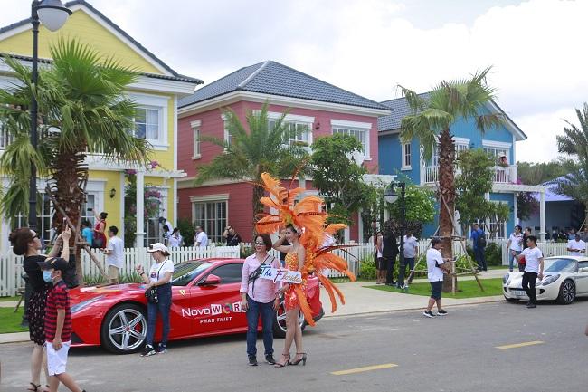 Hàng nghìn khách hàng cùng có mặt ở NovaWorld Phan Thiet 2