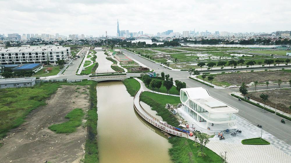 Những tiện ích nghìn tỷ trong khu đô thị Vạn Phúc City 4