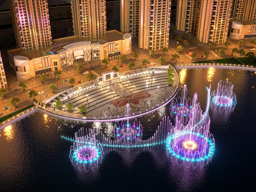Những tiện ích nghìn tỷ trong khu đô thị Vạn Phúc City 7