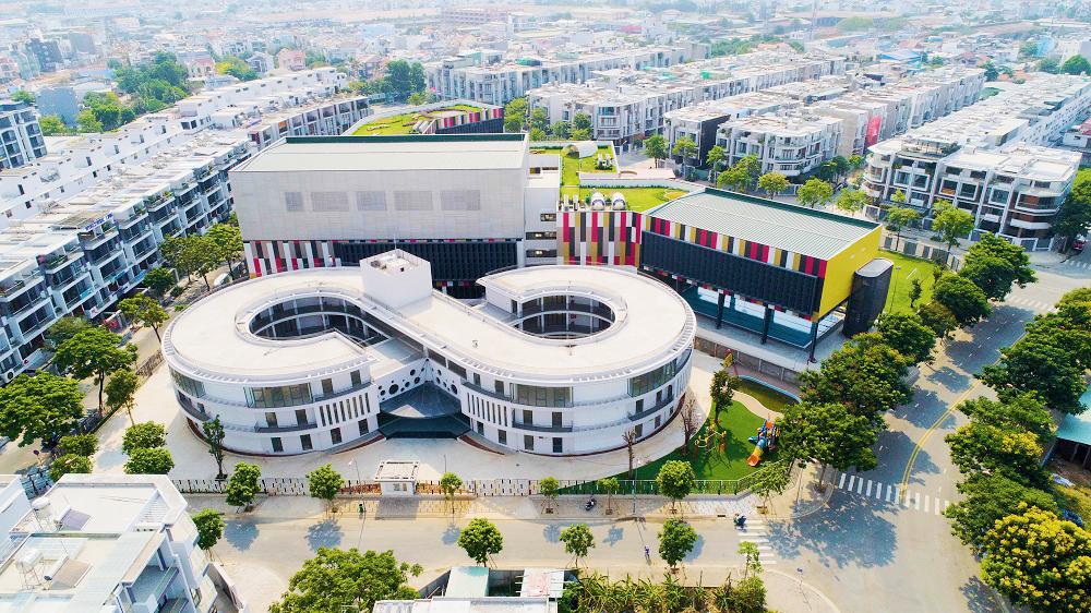 Những tiện ích nghìn tỷ trong khu đô thị Vạn Phúc City 2