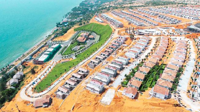 NovaHills Mui Ne Resort & Villas sắp bàn giao biệt thự cho khách hàng