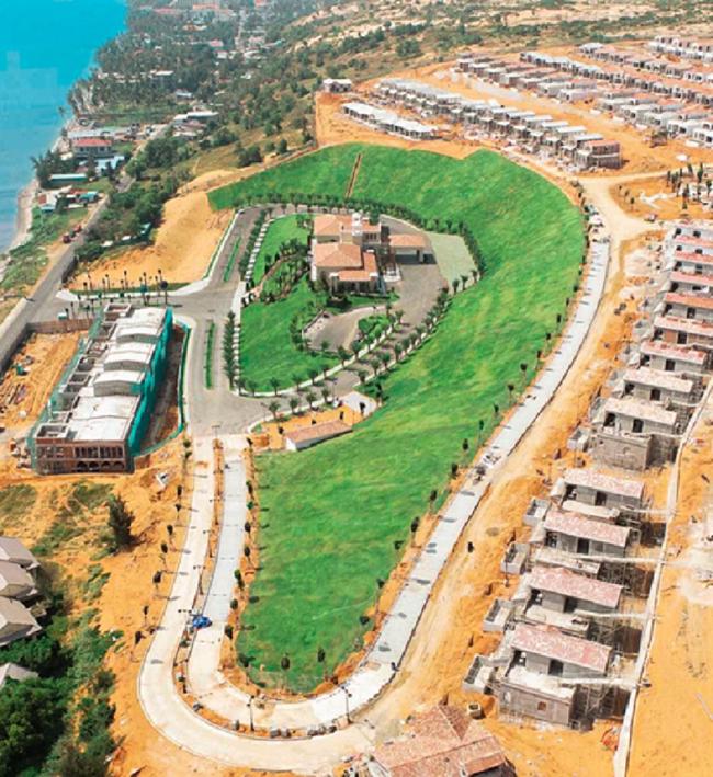 NovaHills Mui Ne Resort & Villas sắp bàn giao biệt thự cho khách hàng 1
