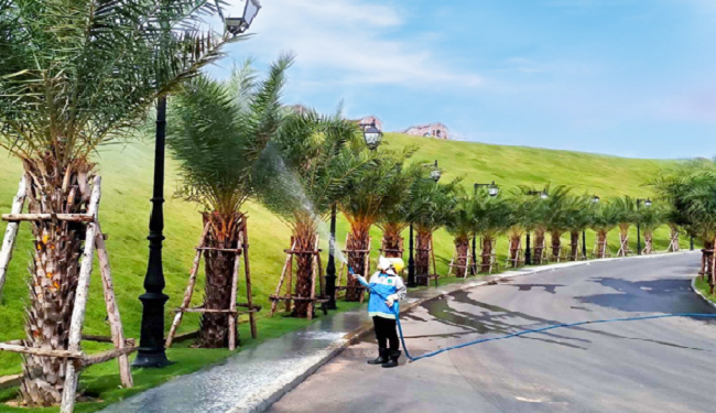 NovaHills Mui Ne Resort & Villas sắp bàn giao biệt thự cho khách hàng 3