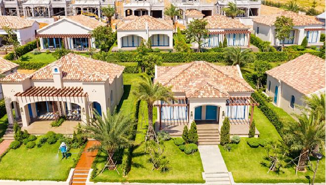 NovaHills Mui Ne Resort & Villas sắp bàn giao biệt thự cho khách hàng 5