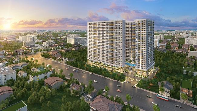 Legacy Central, căn hộ hiện đại giá tốt tạo sóng tại Bình Dương 1