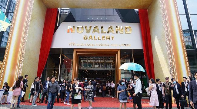 Trung tâm triển lãm, giao dịch bất động sản lớn nhất của Novaland 1