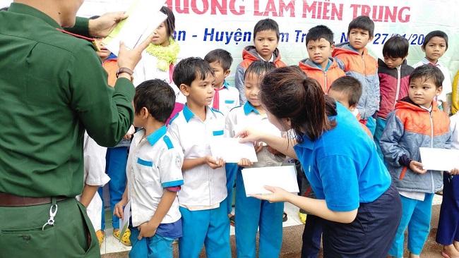 Novaland tiếp tục đồng hành, chia sẻ cùng đồng bào tỉnh Quảng Nam