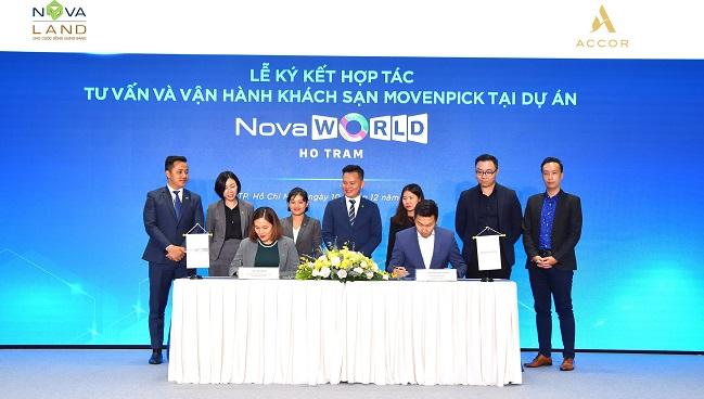 Khách sạn Movenpick của Accor sẽ xuất hiện tại NovaWorld Ho Tram