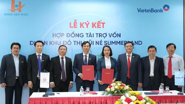 VietinBank hợp tác đồng hành cùng Mũi Né Summerland