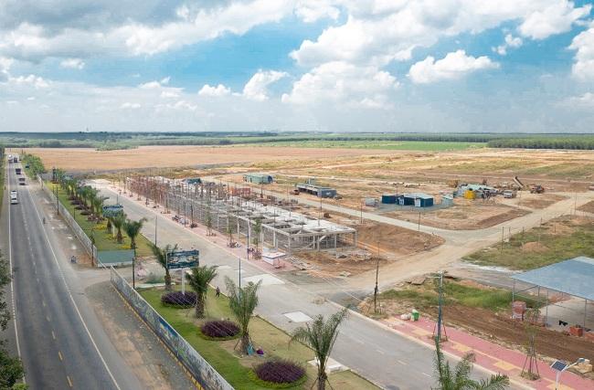 Bất động sản Long Thành tăng nhiệt từ đô thị công nghiệp hiện đại