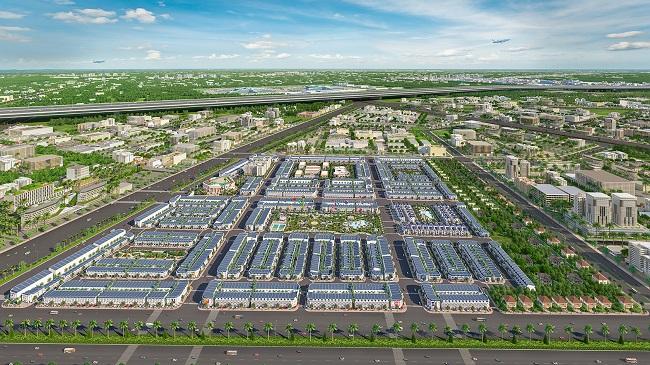 Bất động sản Long Thành tăng nhiệt từ đô thị công nghiệp hiện đại 2