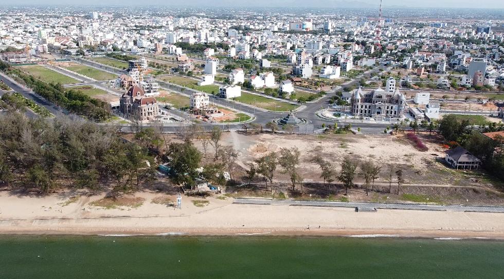 Thanh tra dự án 'biến' sân golf Phan Thiết thành khu đô thị 1