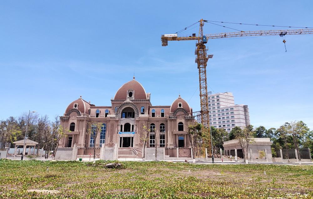 Thanh tra dự án 'biến' sân golf Phan Thiết thành khu đô thị 5