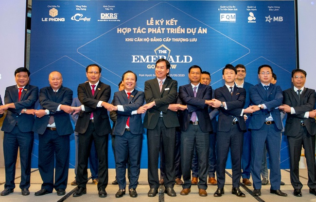 Dự án căn hộ cao cấp đầu tay của Lê Phong tại Bình Dương