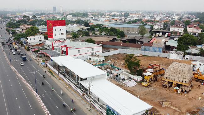Dự án căn hộ cao cấp đầu tay của Lê Phong tại Bình Dương 1