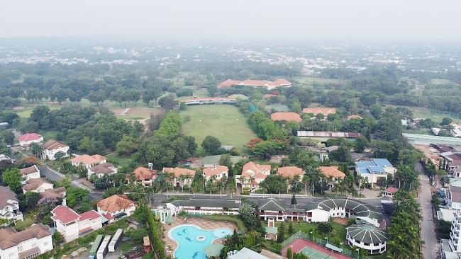Dự án căn hộ cao cấp đầu tay của Lê Phong tại Bình Dương 3