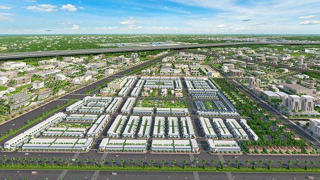 """Century City sẽ """"tạo sóng"""" trên thị trường bất động sản Long Thành"""
