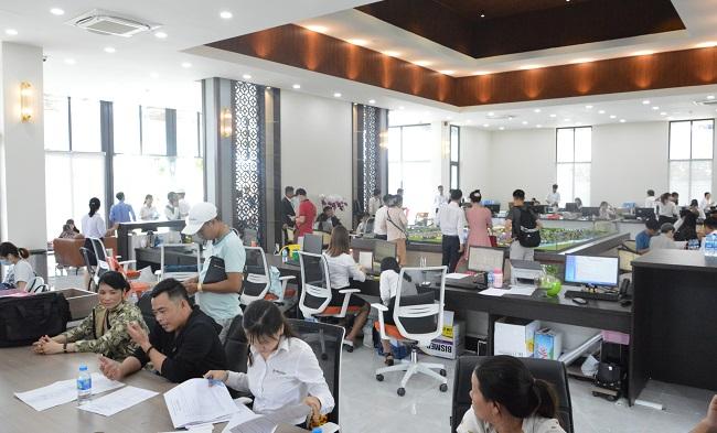 Khám phá không gian ấn tượng tại trụ sở mới của Trần Anh Group 1