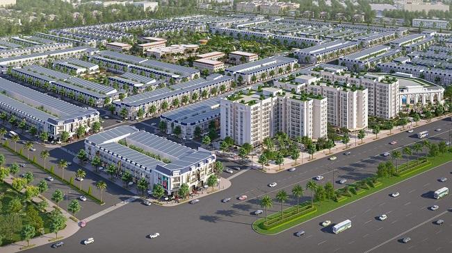 Bất động sản Long Thành đón cơ hội mới từ hạ tầng 1