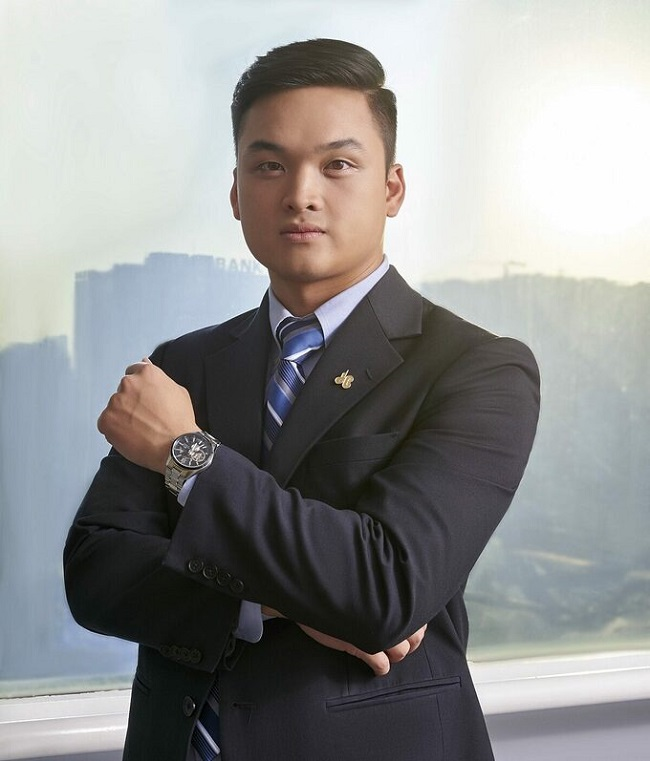 Tập đoàn xây dựng Hòa Bình có Tổng giám đốc 9x