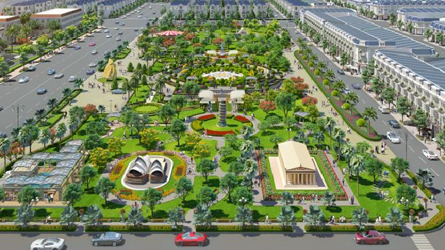 Tổ hợp tiện ích nâng tầm giá trị dự án Century City 1