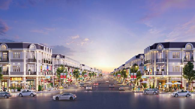 Tổ hợp tiện ích nâng tầm giá trị dự án Century City 2