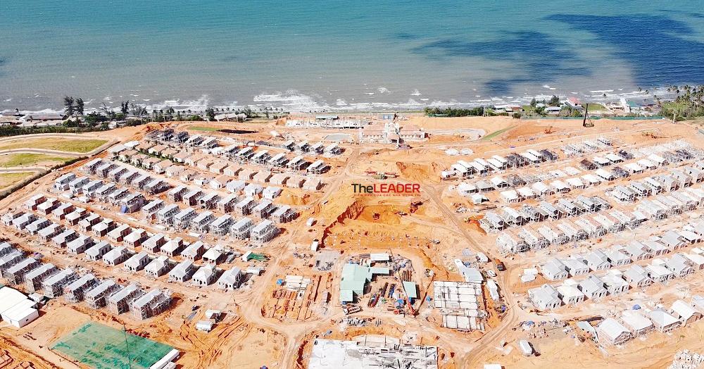 Hơn 600 biệt thự 'tựa sơn, hướng thủy' ở NovaHills Mũi Né