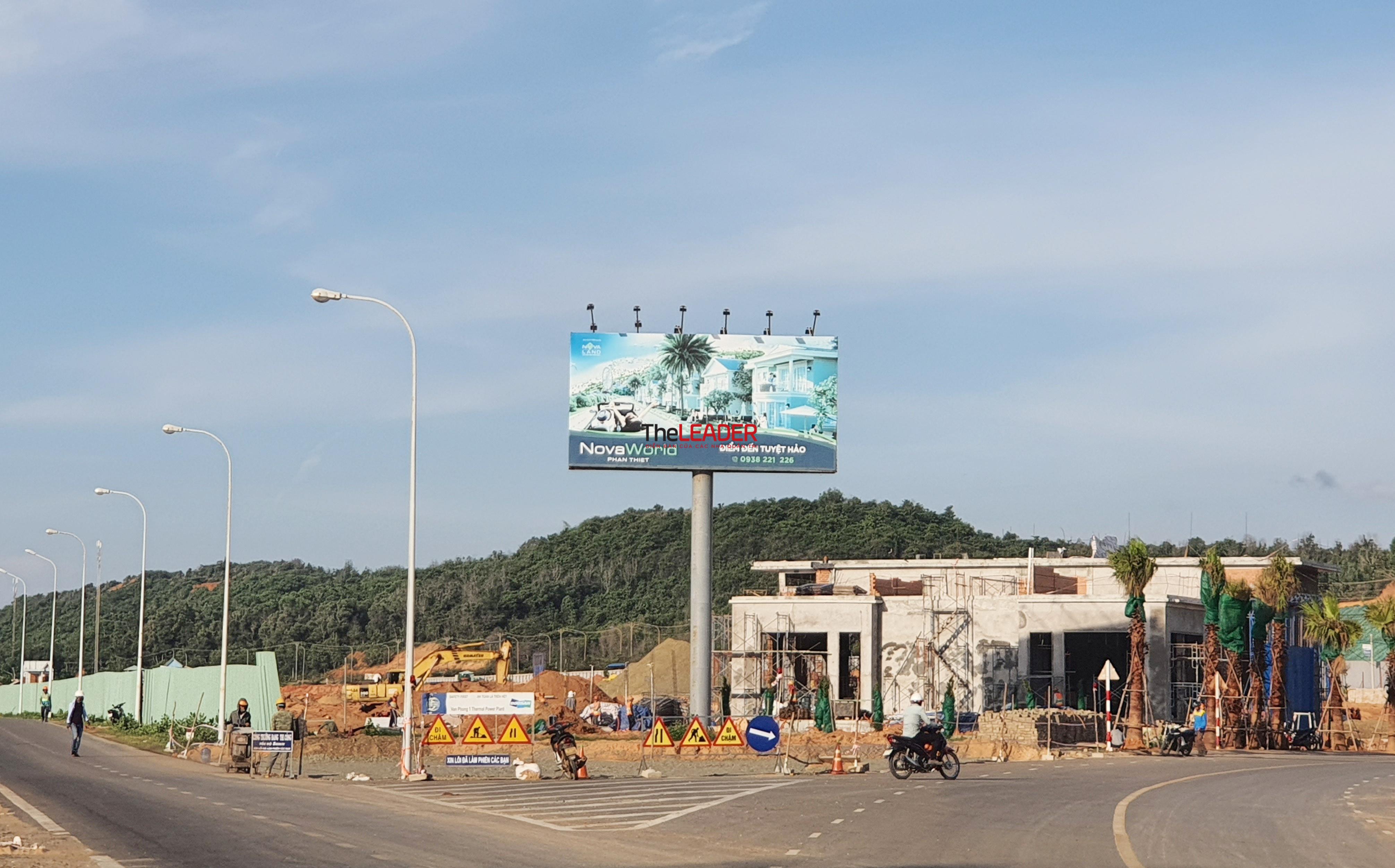 Hình hài đại đô thị nghỉ dưỡng NovaWorld Phan Thiet sau một năm