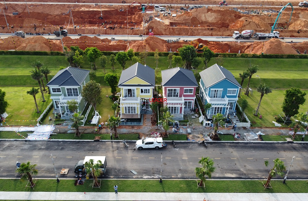 Hình hài đại đô thị nghỉ dưỡng NovaWorld Phan Thiet sau một năm 2