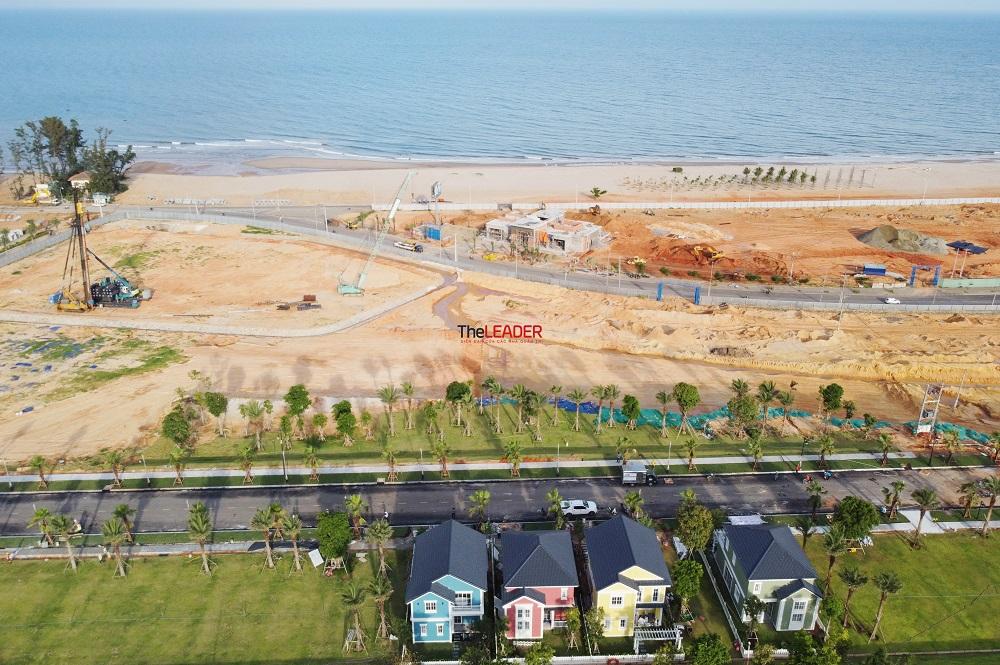 Hình hài đại đô thị nghỉ dưỡng NovaWorld Phan Thiet sau một năm 3