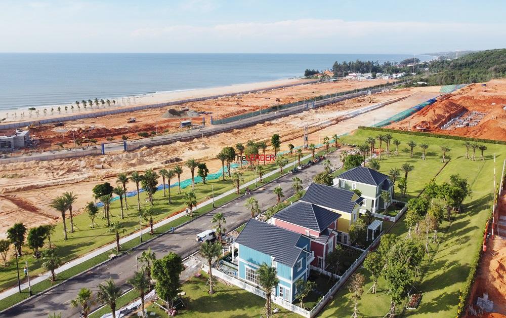 Hình hài đại đô thị nghỉ dưỡng NovaWorld Phan Thiet sau một năm 7
