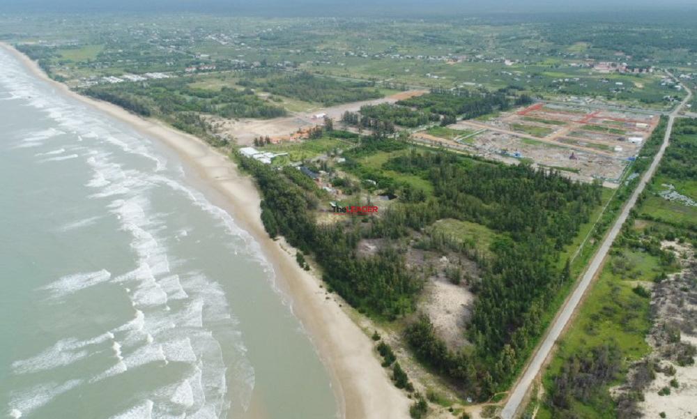 Chuyển động mới ở dự án Thanh Long Bay