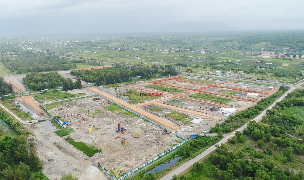 Chuyển động mới ở dự án Thanh Long Bay 7
