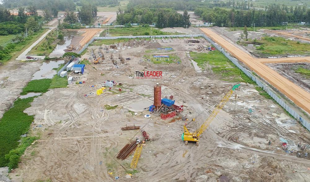 Chuyển động mới ở dự án Thanh Long Bay 8