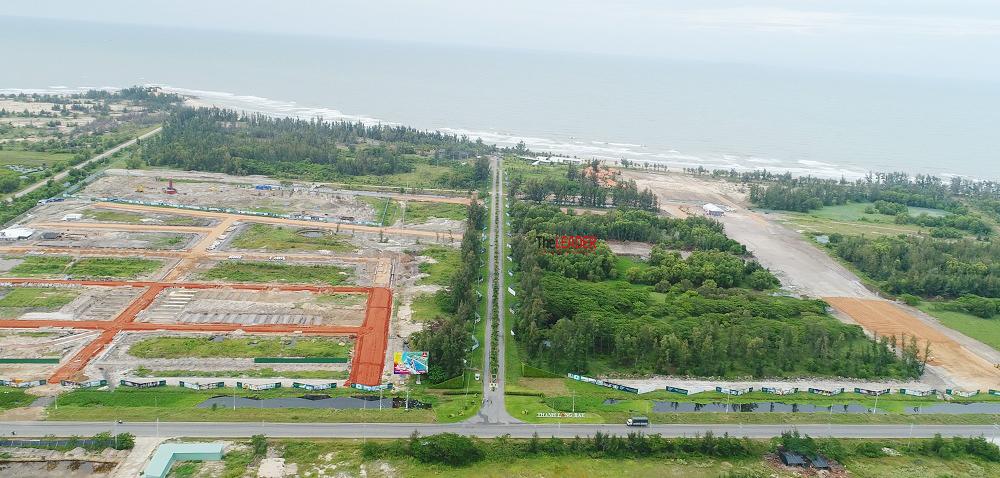 Chuyển động mới ở dự án Thanh Long Bay 2