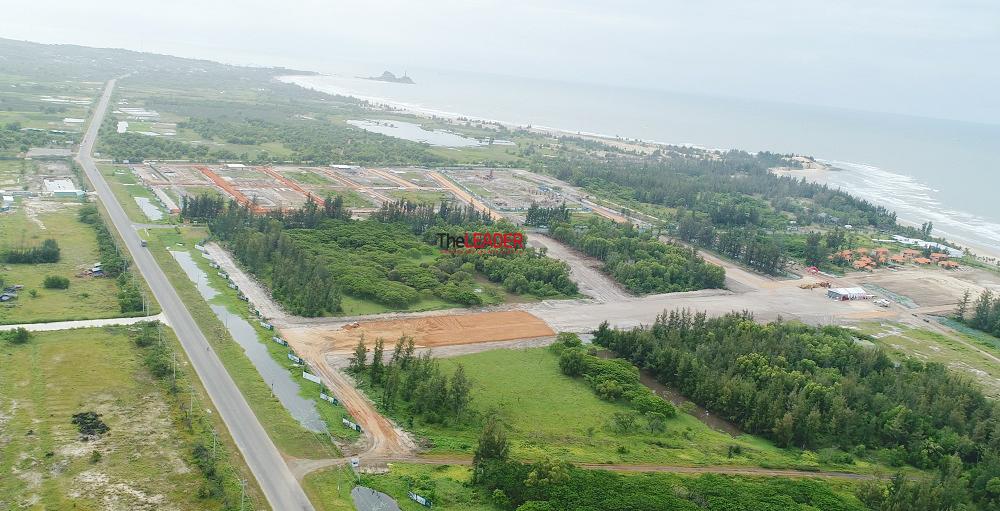 Chuyển động mới ở dự án Thanh Long Bay 4
