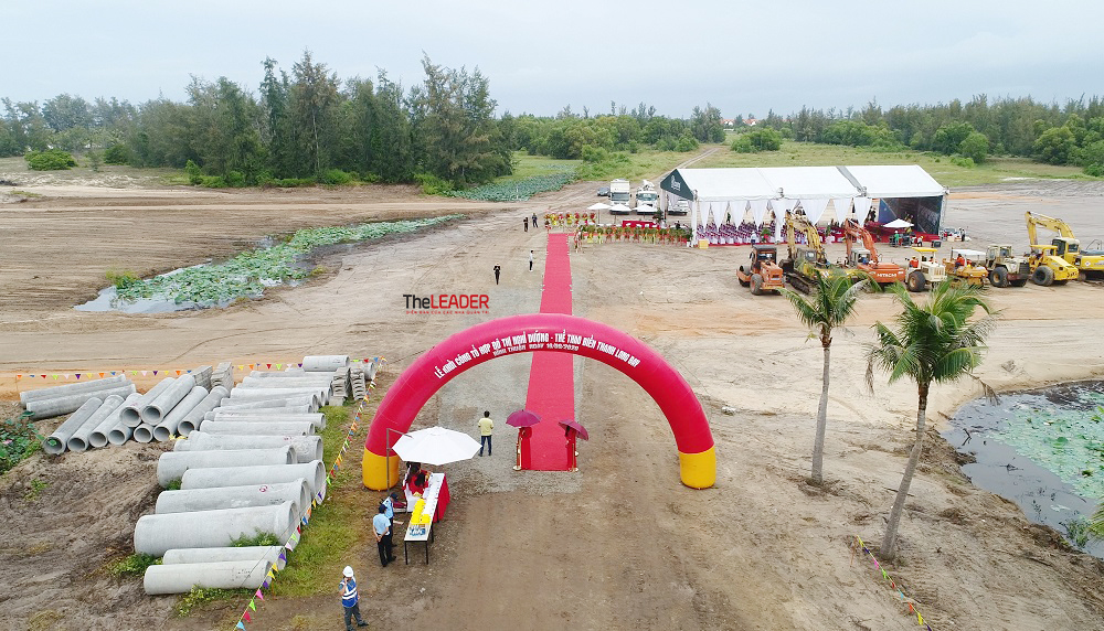 Chuyển động mới ở dự án Thanh Long Bay 11