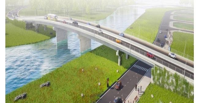 Tập đoàn Kim Oanh góp sức xây dựng hạ tầng đô thị thị xã Bến Cát 1