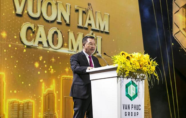 Lễ kỉ niệm: 'Van Phuc Group 25 năm - Vươn tầm cao mới' 1
