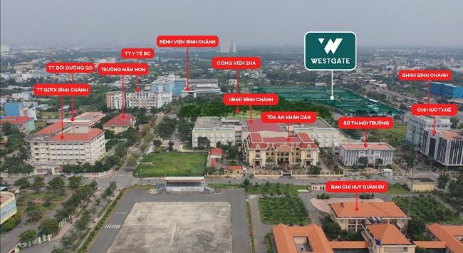 Trung tâm hành chính đô thị vệ tinh ở TP. HCM chiếm sóng, hút mạnh đầu tư 2