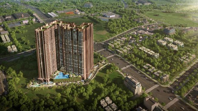 Tập đoàn Đất Xanh và Coteccons bắt tay xây dựng dự án Opal Skyline 2