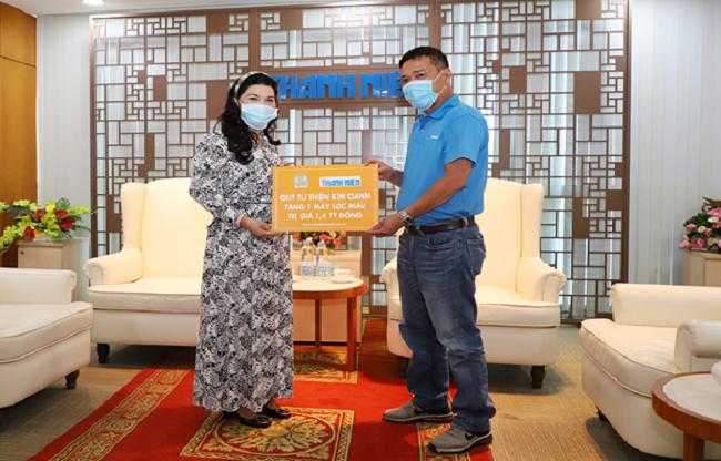 Kim Oanh Group tài trợ tiêm vắc xin Covid-19 cho cán bộ nhân viên toàn hệ thống và gia đình 2