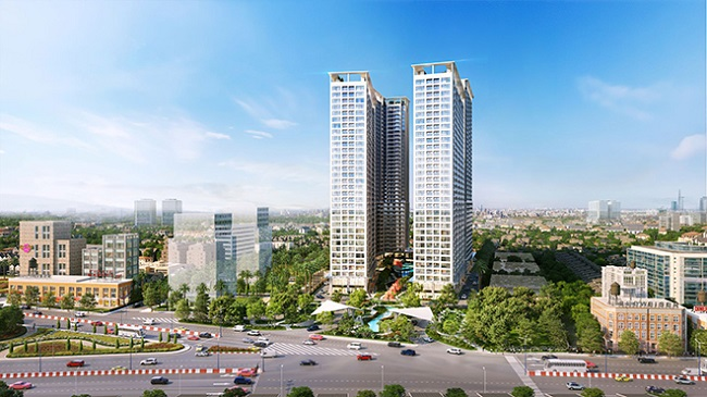 """Thuận An tiếp tục đón """"sóng"""" bất động sản 1"""