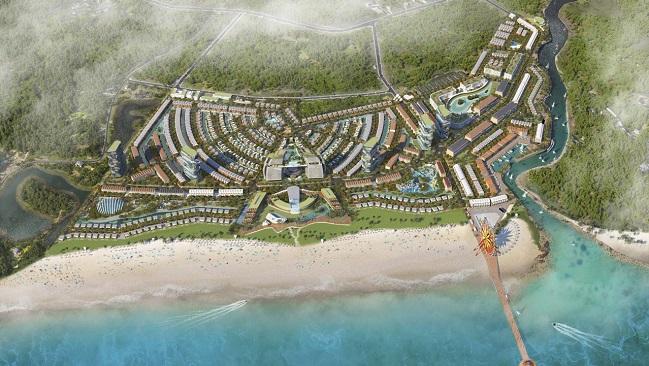 Hồ Tràm – Bình Châu cung đường resort triệu USD