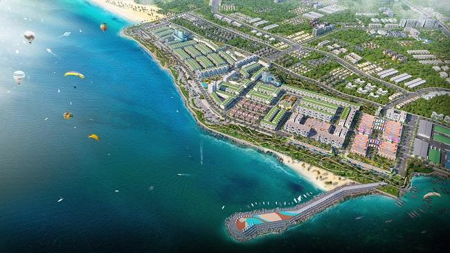 Phát triển hạ tầng tạo cú hích cho thị trường bất động sản Bình Thuận 1